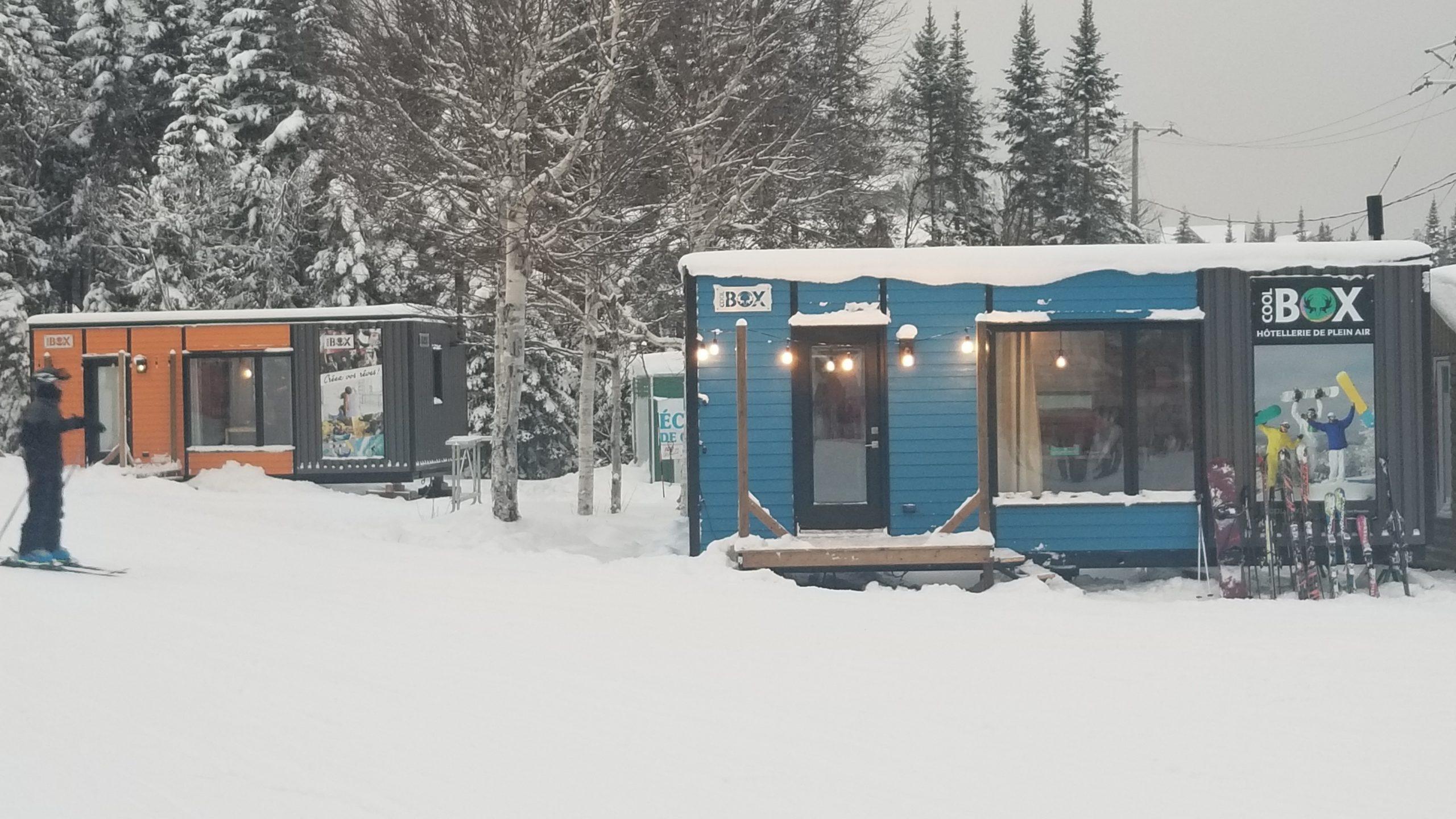 STATION DE SKI – VALINOUET CoolBox