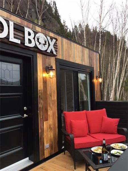 Coolbox L'ANSE ST-JEAN CoolBox