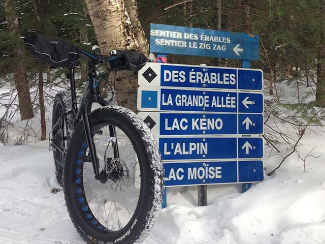 Mont Lac-Vert CoolBox