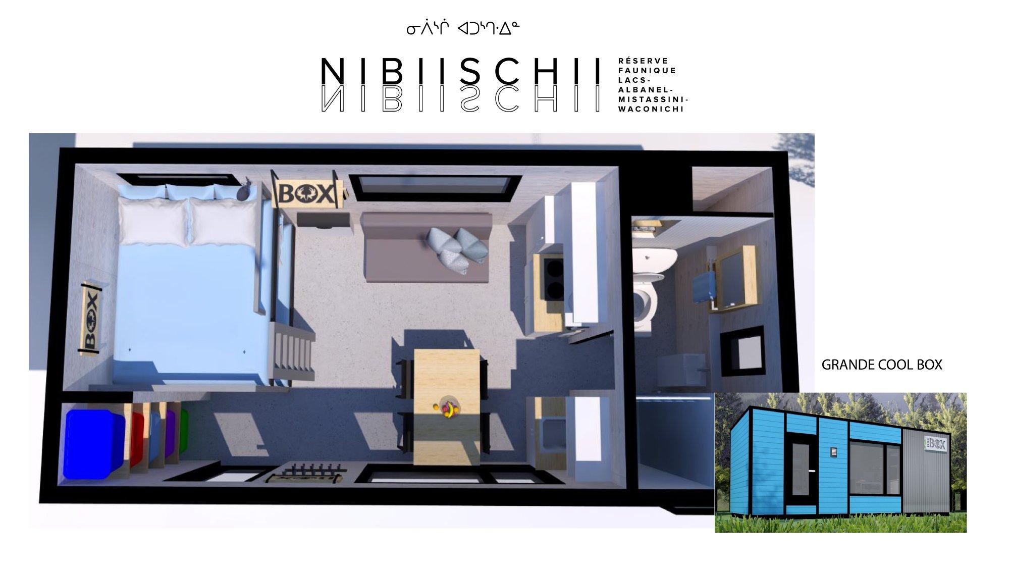 Corporation Nibiischii CoolBox