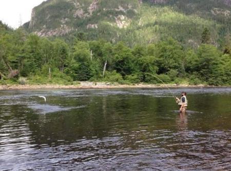 Rivière au saumon Malbaie CoolBox