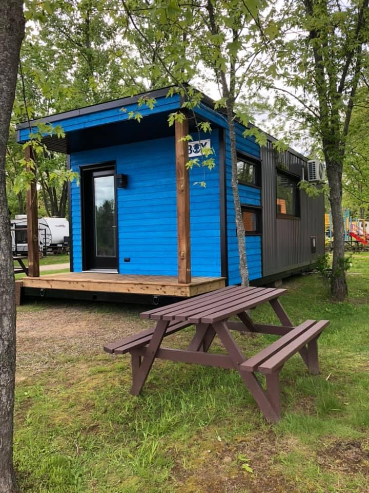 Camping La Baie Mandeville CoolBox